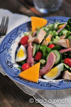 Chef Salad Recipe