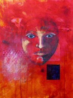Title  Be Golden  Artist  Nancy Merkle  Medium  Painting - Acrylic On Canvas