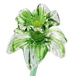 Daffodil Glass Flowers