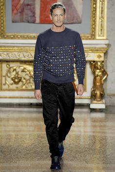 Love this Vivienne Westwood Sweater fall 2012