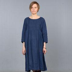 Moretti Dress: Blue de Chine