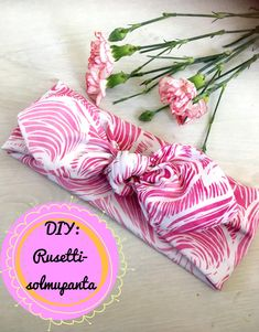 Rusettisolmupanta Diy Baby Headbands, Sewing Clothes, Baby Hats, Sewing Crafts, Knots, Diy And Crafts, Kids Outfits, Barbie, Knitting