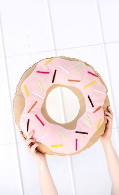 19 DIY Doughnut Projects That Are Cute Enough To Eat