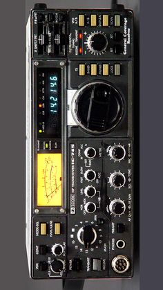 YAESU FT757GX TRANSCEIVER & MATCHING FP757HD POWER