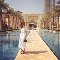 Dubai of course