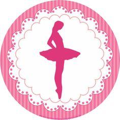 Inspire sua festa » Bailarina – Artes Personalizadas gratuitas