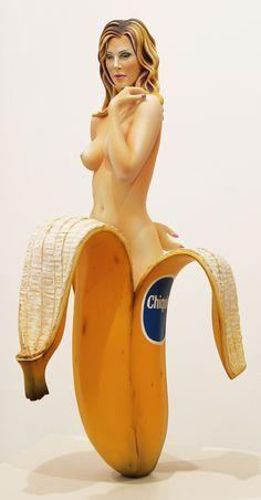 Jeff Koons Chiquita Banana - Google zoeken