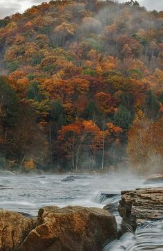 Ohiopyle Falls, Pennsylvania