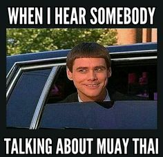 Muay Thai fans know this feeling!