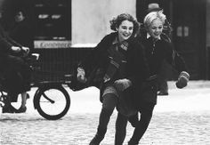 {the book thief} liesel meminger & rudy steiner; let us die young or let us live forever... we wanna be forever young. like lullabies you are forever in my life. you were my first love. and your hair will remain the color of lemons forever.
