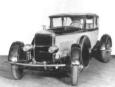 1920 Rickenbacker Sedan