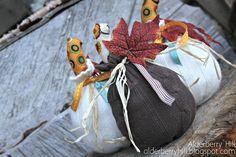 DIY Autumn : DIY Sweater Pumpkins