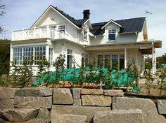 New England hus