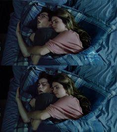"Teen Wolf Season 04 Episode 08 ""Time of Death"" Malia and Stiles."