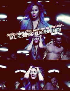 Neon Lights!! Music Video