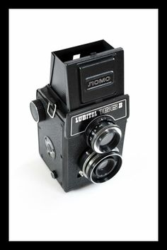 Lubitel166B Cameras, Usb Flash Drive, Photography, Fotografie, Camera, Fotografia, Still Camera, Photograph, Film Camera