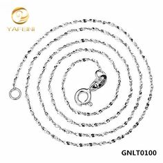 18inches genuine 925 sterling silver chain wholesale 1mm silver stars chain necklace gnlt0100