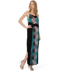 Pink Stitch Evie Maxi Dress