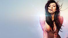 HDGGLP - Rock it ( Dubstep track mit Sexy Tattoo Girl 2013 ) (+playlist)