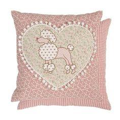 stuhlkissen mit r sche b nder kissenh lle lavendel wohntextilien kissen und kissenh llen. Black Bedroom Furniture Sets. Home Design Ideas