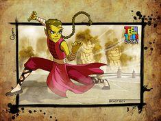 - Teen Titans: ikuzo- BeastBoy by sergio-quijada.deviantart.com on @deviantART