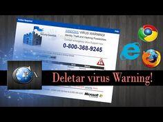 Desinstalar vírus Warning! ~ canalforadoaroficial