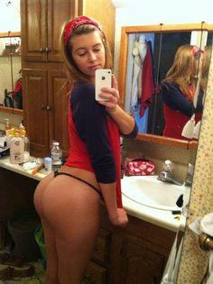 Ass self pic #teen #selfpic #ass #bootie #pretty #webcam #girls #boobs at http://www.myif.cc/A2N