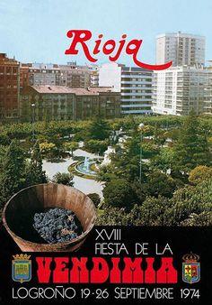 Logroño San Mateo 1974