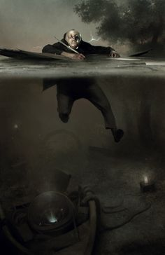 Artwork by Sergey Kolesov