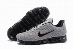 Outlet nikelab air max x nike air max 2018 grey black Air Max Sneakers, All Black Sneakers, Sneakers Nike, Mens Nike Air, Nike Air Vapormax, White Nike Shoes, Nike Flyknit, Running Shoes For Men, Nanotechnology