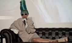 Art museum in Singapore gets Lady Gaga-fyed