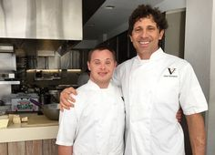 How Dean Bergman Rose From Culinary Student At ARC Broward To Sous Chef At Valentino Cucina Italiana