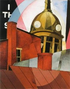 charles demuth paintings - Google Search