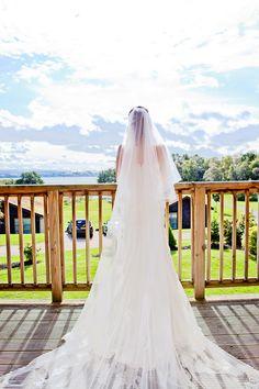 Fiona + Raymond - Loch Lomond, Scotland wedding | Carmen Weddings | Pronovias | Chantal Lachance-Gibson Photography