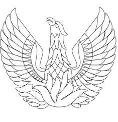 phoenix-bird   easter and eggs   pinterest   phoenix bird