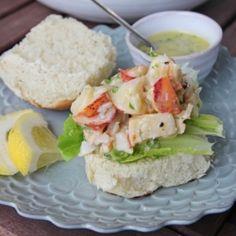 Brioche Lobster Rolls