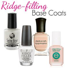 Lippmann's All About That Base in like CC Cream for nails.