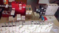 Sequestrati 287 telefoni cellulari e centinaia di SIM, arrestato pakistano - http://www.canalesicilia.it/sequestrati-287-telefoni-cellulari-centinaia-sim-arrestato-pakistano/ Catania, Polizia, sequestro