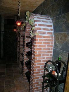 un sitio para el buen vino....