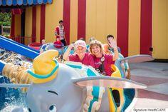 Nursing Home Resident On Group Disney Trip: I Felt Like A Kid Again On Christmas Morning