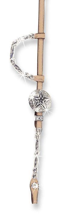Texas Ranger Headstall by Elite Saddles