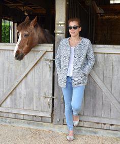 Veste Nicole - République du Chiffon - on sunday mornings