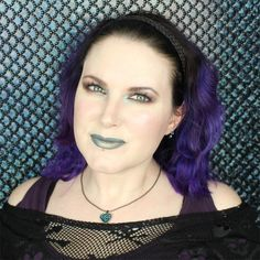 Makeup Geek Typhoon Duochrome Tutorial. I use duochromes plus the Too Faced Chocolate Bon Bons palette and OCC Rime to create a gorgeous deep teal and gold tutorial.