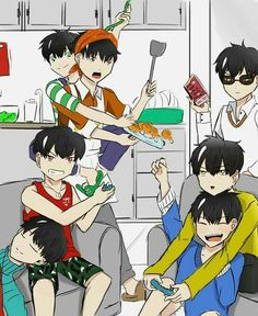 A Comics, Anime Comics, Funny Comics, Anime Galaxy, Boboiboy Galaxy, Life Pictures, Old Pictures, Galaxy Comics, Anime Siblings