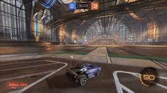 One of the smoothest goalie plays you'll ever see [Rocket League]
