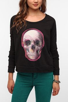 Truly Madly Deeply Graphic Sweatshirt  urban outfitters