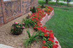 creative diy flower bed