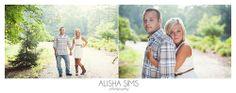 Alisha Sims Photography   Engagement   Evansville, Indiana Photography