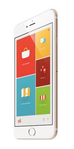 Consommer localement, écologiquement, des produits de qualité depuis son smartphone ! Commander en ligne dans les commerces de proximité