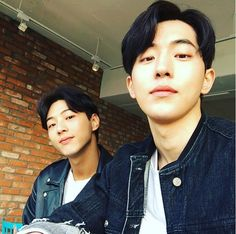 There is a new bromance in K-town, whether it was created from reel to real or vice-versa it doesn't matter because both are just so sweet together. Rising actors Nam Joo Hyuk and Ji Soo have been gallivanting from drama … Continue reading → Asian Actors, Korean Actors, Korean Dramas, Ji Soo Nam Joo Hyuk, Nam Joo Hyuk Wallpaper, Ji Soo Wallpaper, Ji Soo Actor, Ulzzang, Jong Hyuk